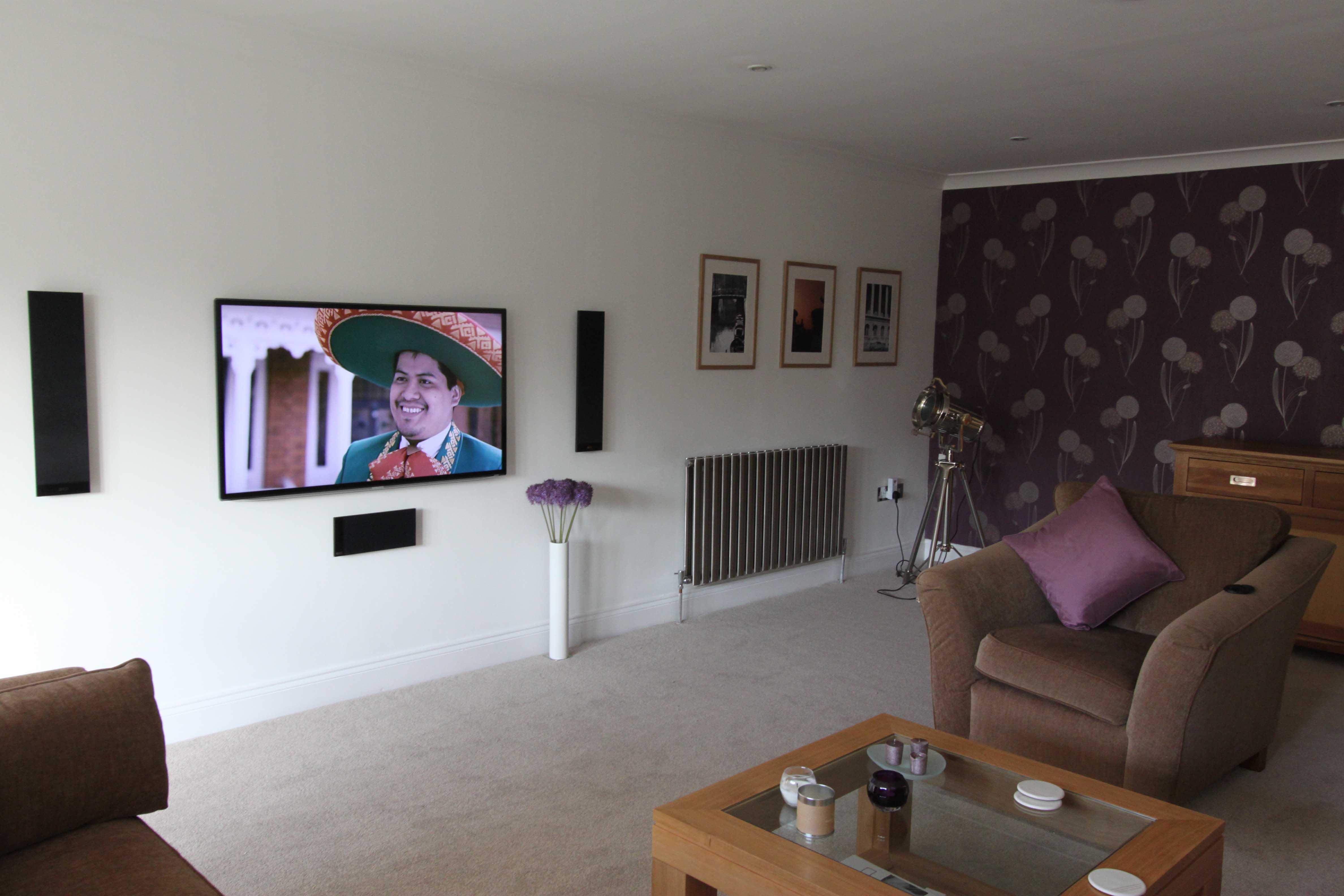 Home Cinema Gallery | Master AV Services