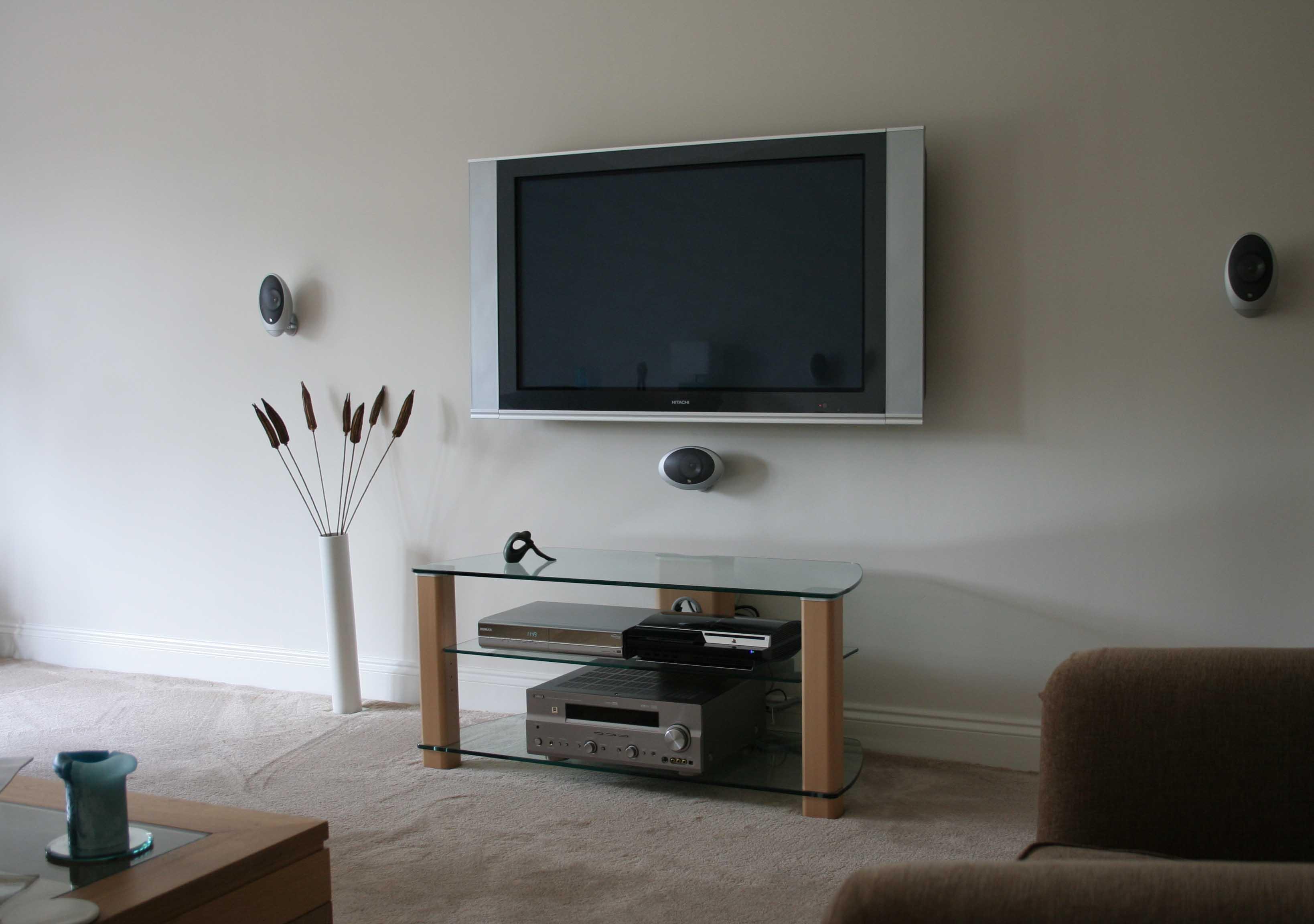 Living Room Ceiling Speakers
