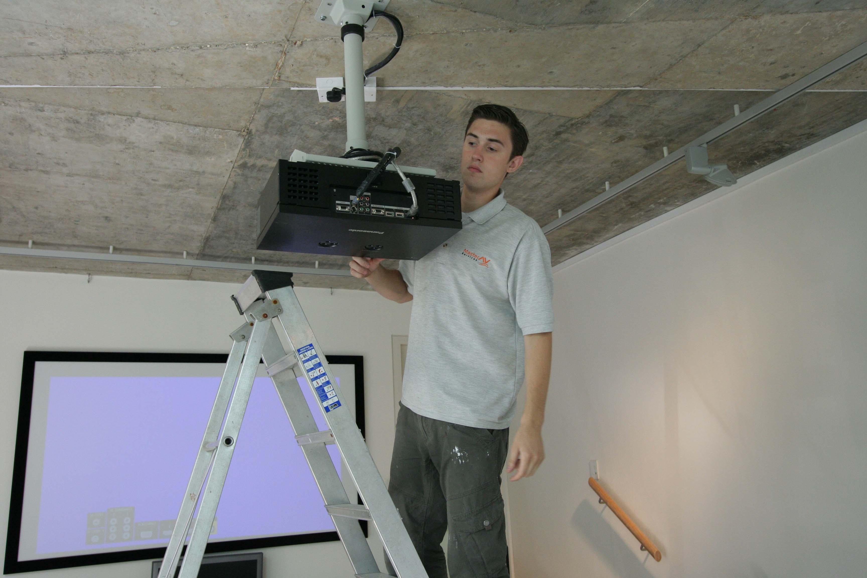 Projector Gallery : Master AV Services
