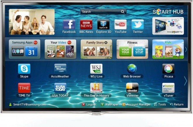 Samsung-ES6800 TV