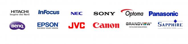 projector logos 4