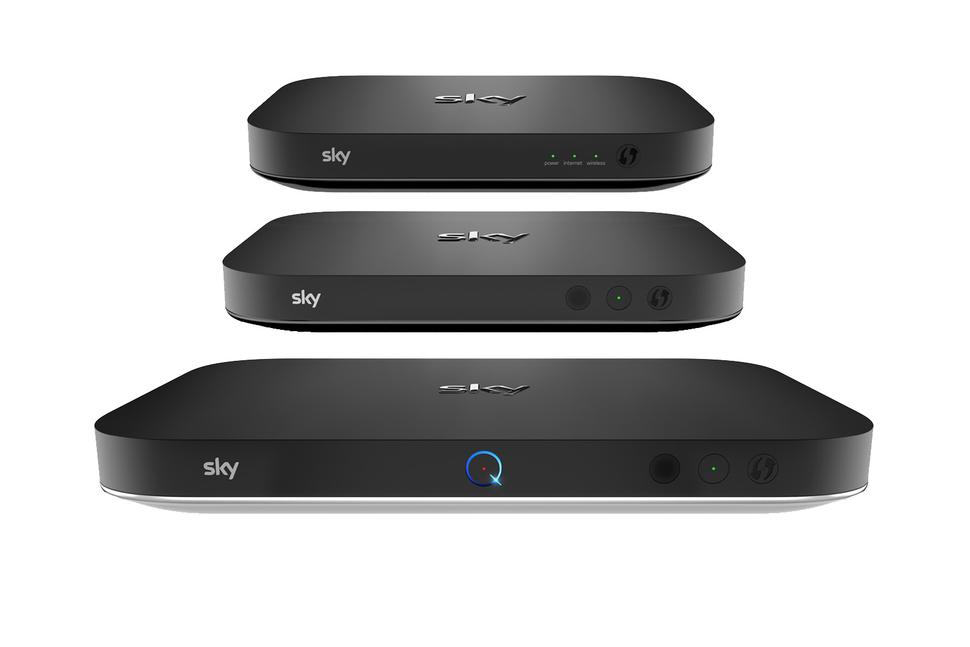 Sky Q Ultra HD / 4k | Master AV Services